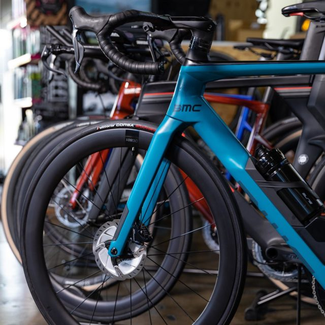 We are offering all customers that ride their @bmc_aus bikes into our shop a free coffee (one per day). For the month of April only!  Hope to see you soon 🤗