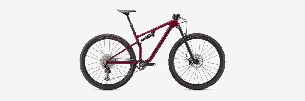 Specialized Epic EVO bike